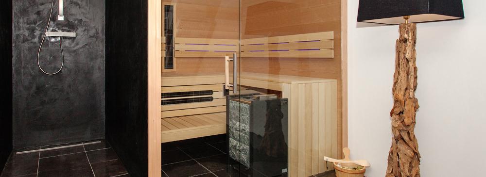 een sauna op maat